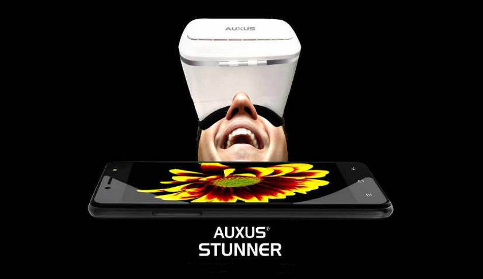 iberry Auxus Stunner with VR Headset launched at Rs 14,990