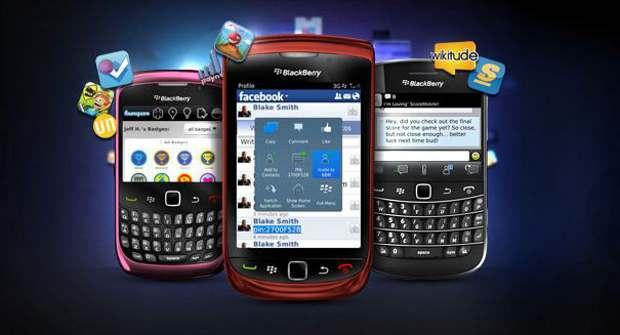 Top 5 free health apps for BlackBerry smartphones