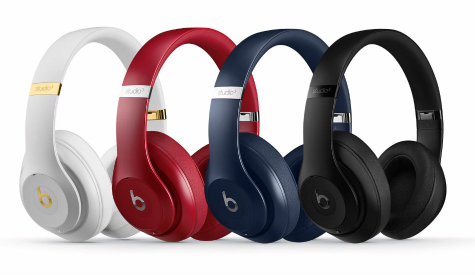 Apple Beats Studio 3 wirless over-the-ear headphones with W1 chip announced