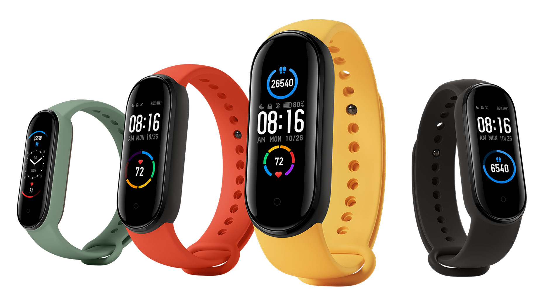 Mi Band 5 and Mi Watch Revolve launching soon in India