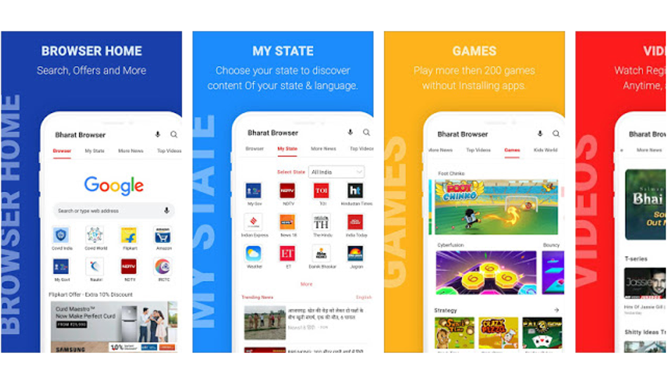 Meet Bharat Browser: India's first browser