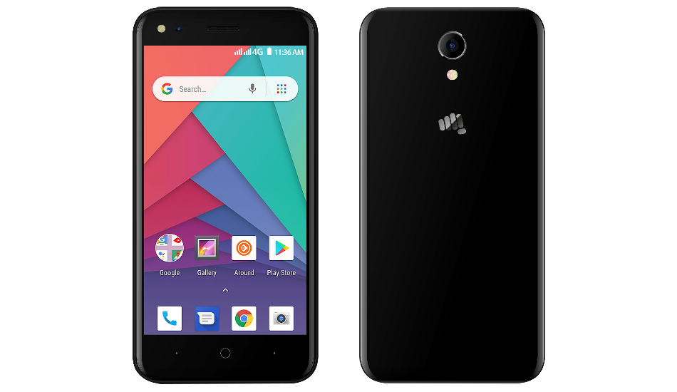Micromax Bharat Go launched in partnership with Airtel in India