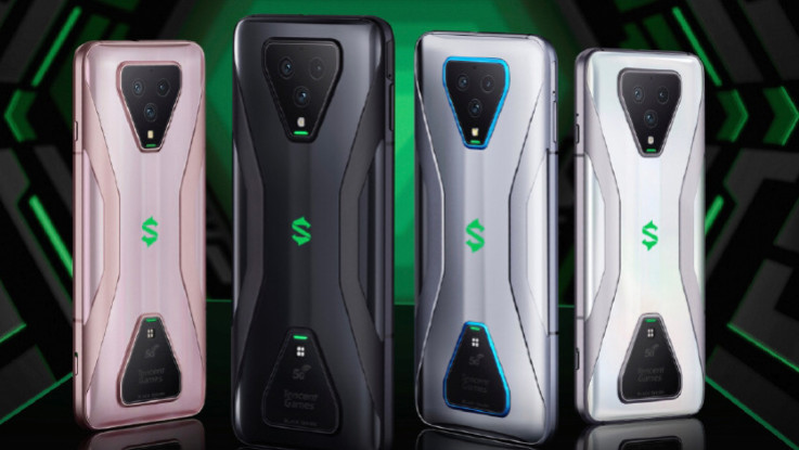 Black Shark 3, 3 Pro 5G gaming smartphone with Snapdragon 865 SoC announced