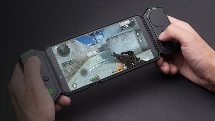 Xiaomi Black Shark Helo Gaming Phone with up to 10GB of RAM announced