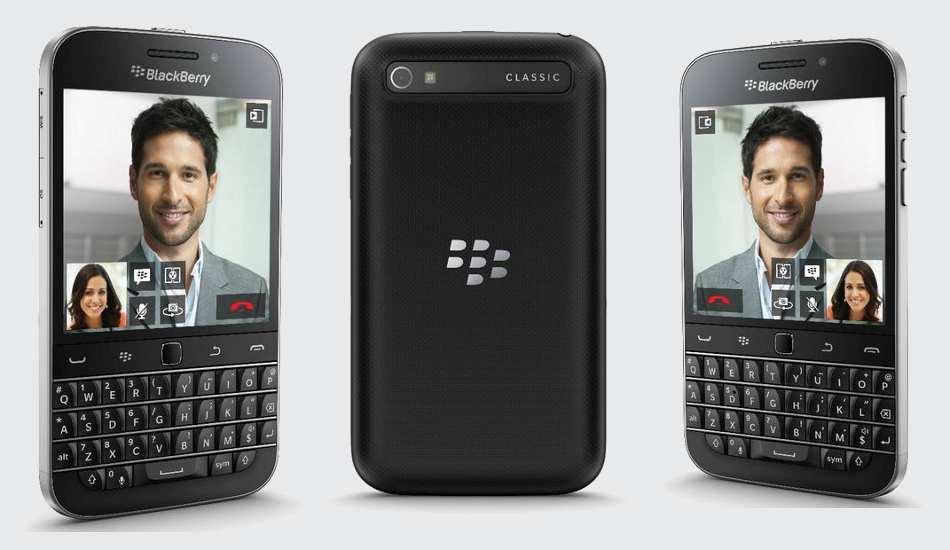 BlackBerry Classic: BlackBerry fans go for it