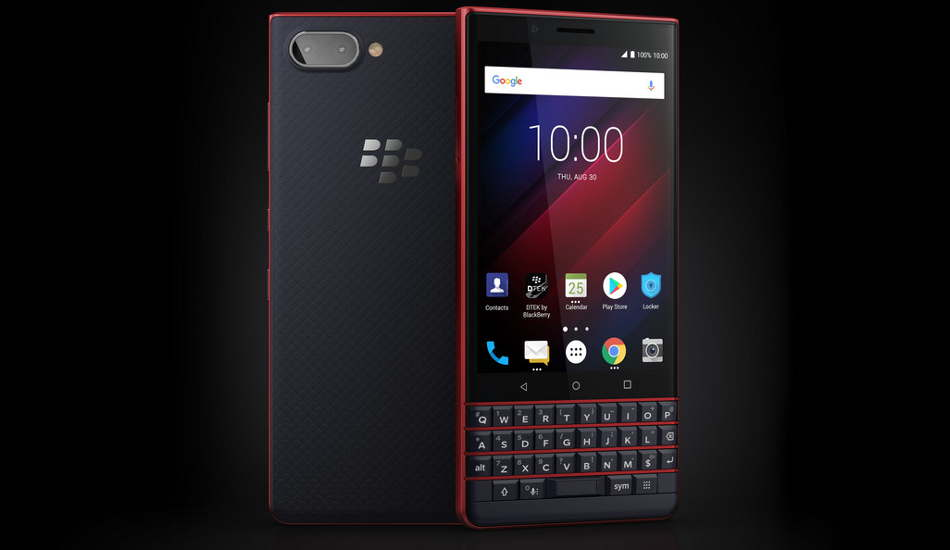 IFA 2018: BlackBerry KEY2 LE launched with Snapdragon 636 SoC, dual rear cameras