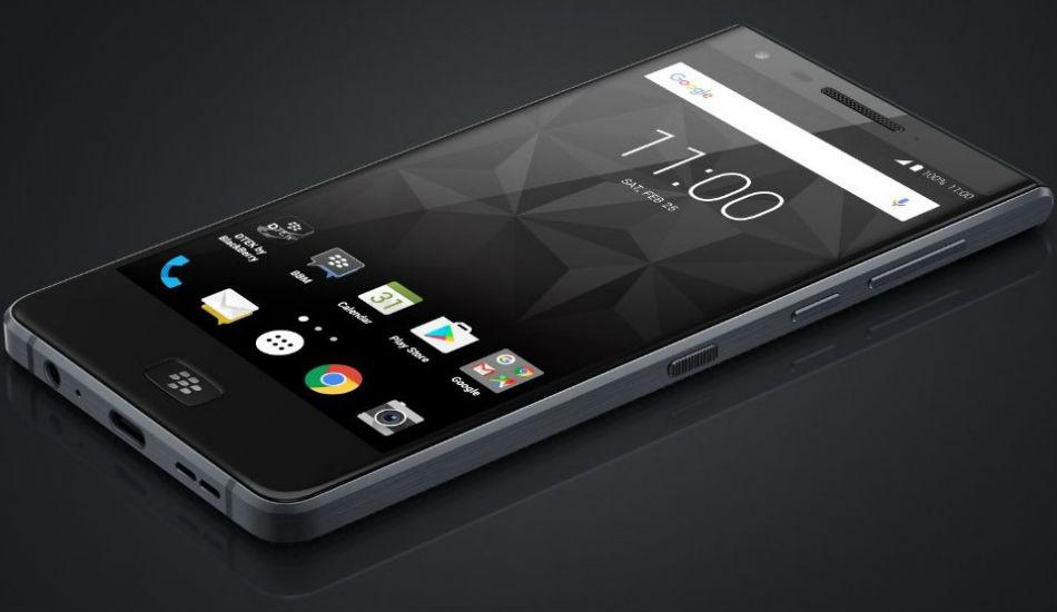 Blackberry Motion found listed on Flipkart for Rs 42,999