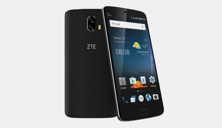 ZTE Blade V8 Lite spotted with Android 7.0 Nougat