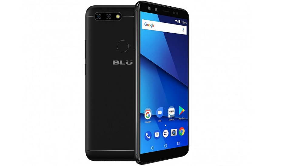 Blu Vivo X launched with 4GB RAM and quad cameras