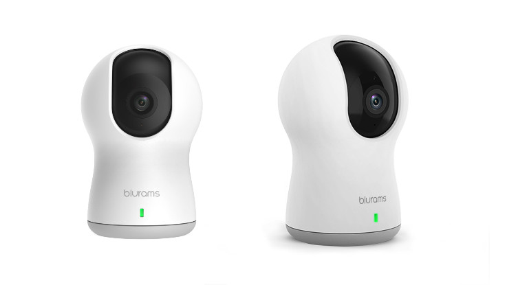 Blurams Dome Pro smart security camera with facial recognition launched in India