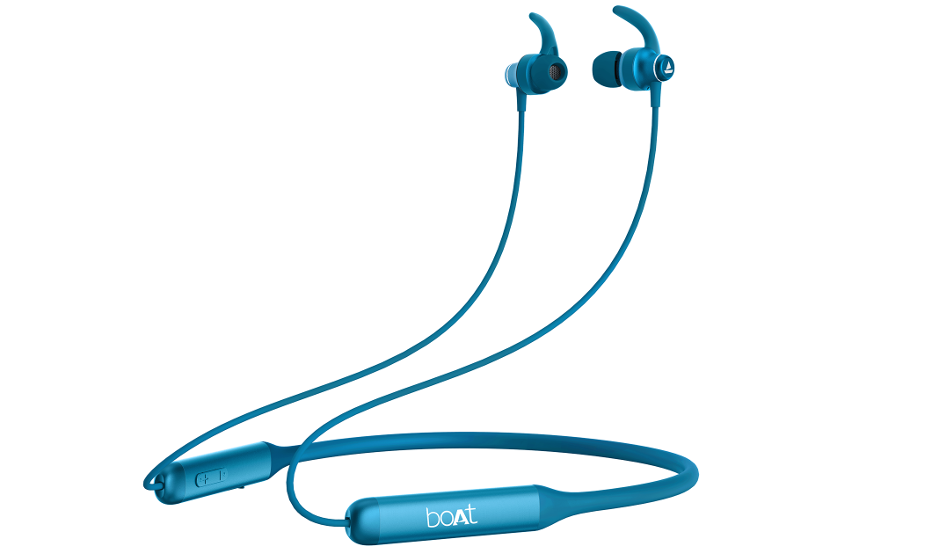boAt Rockerz 335 wireless neckband headphones launched for Rs 1999