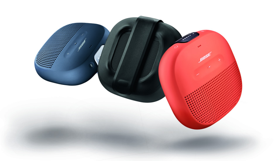 Bose SoundLink Micro and SoundSport Free launched in India, price starts at Rs 8,990
