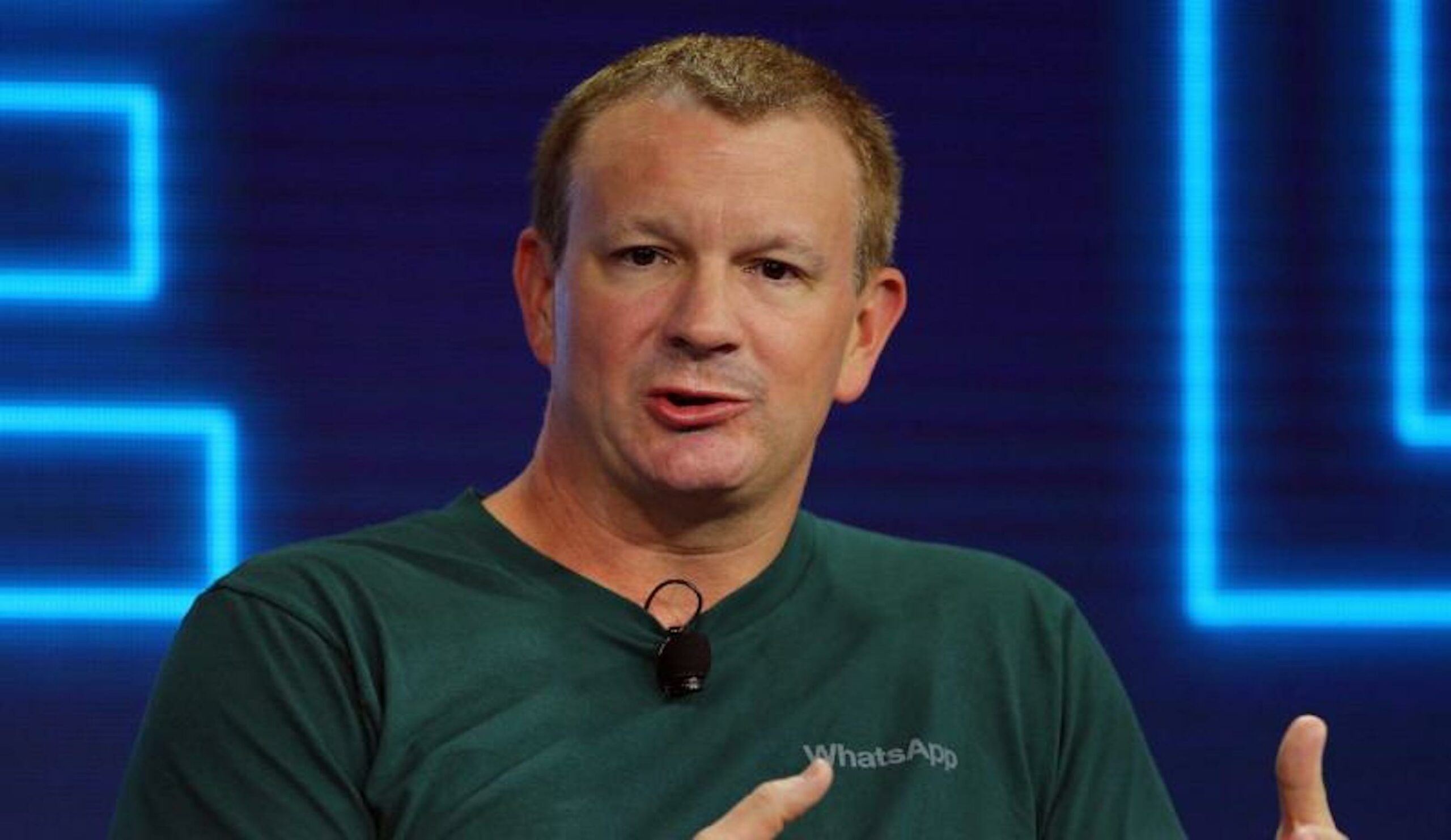 WhatsApp co-founder urges people to delete Facebook