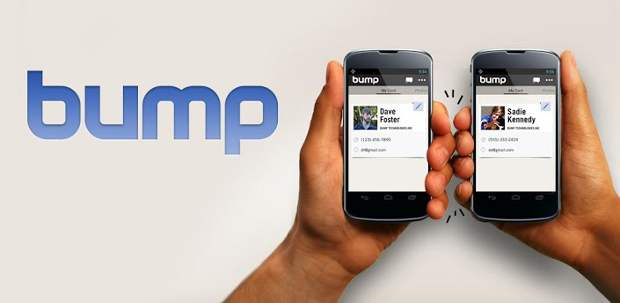 Bump finally gets file transfer functionality