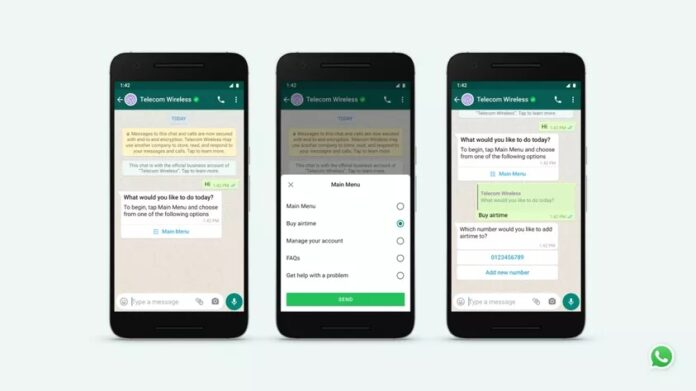 Business Messaging changes now arriving on WhatsApp, Instagram