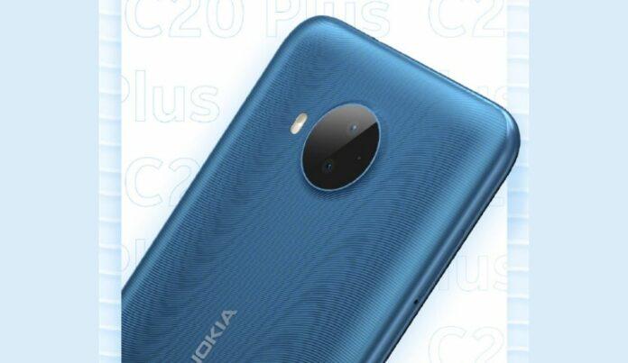 Nokia C20 Plus to launch on June 8