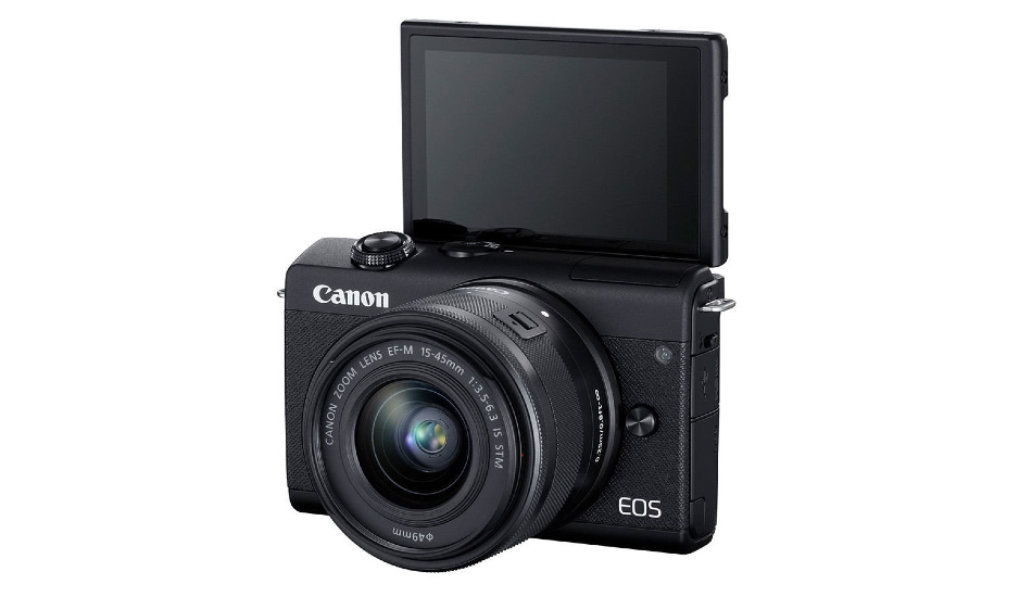 Canon EOS M200 mirrorless camera now available in India