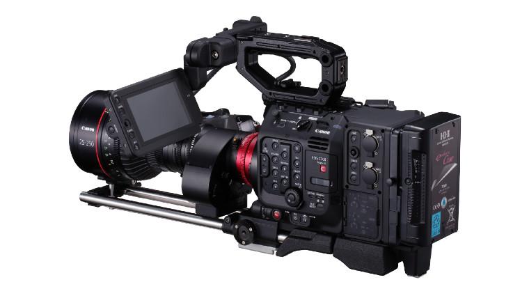 Canon Cinema EOS C300 Mark III camera launched in India
