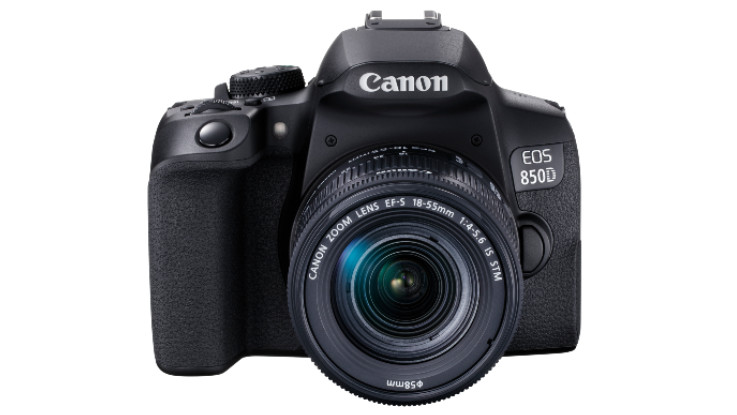 Canon EOS 850D DSLR camera launched in India
