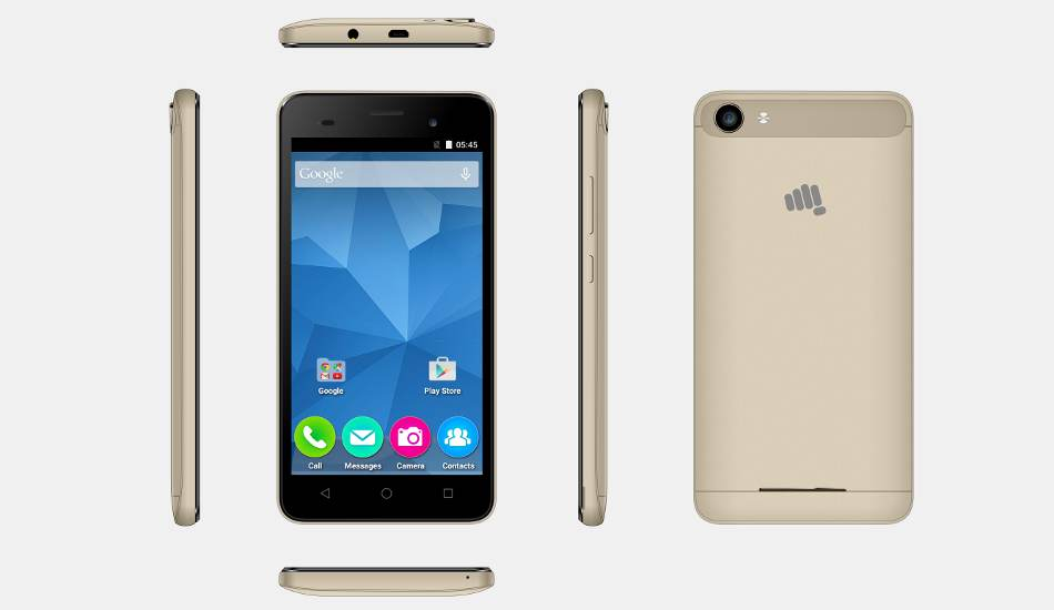 Micromax launches cheapest Android Marshmallow smartphone, Canvas Spark 2 Plus