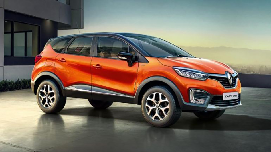 Renault takes Captur SUV off shelves in India, not listed on website