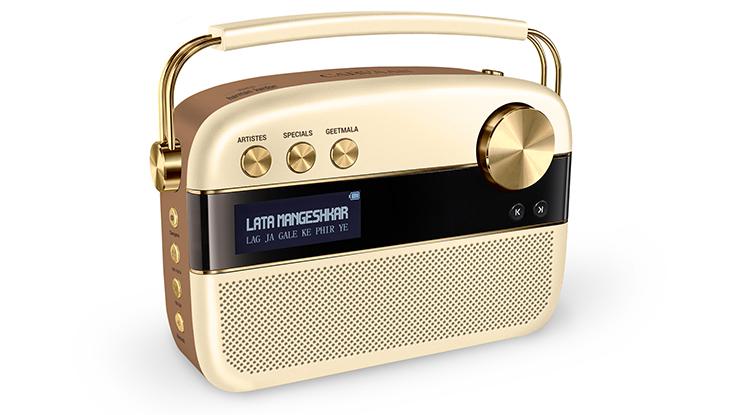 Saregama partners with Harman Kardon to introduce Carvaan Gold speaker