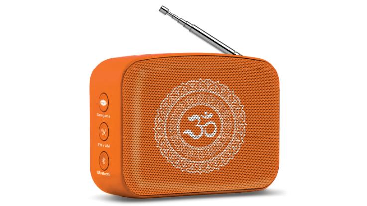 Saregama Carvaan Mini Bhakti music player launched in India