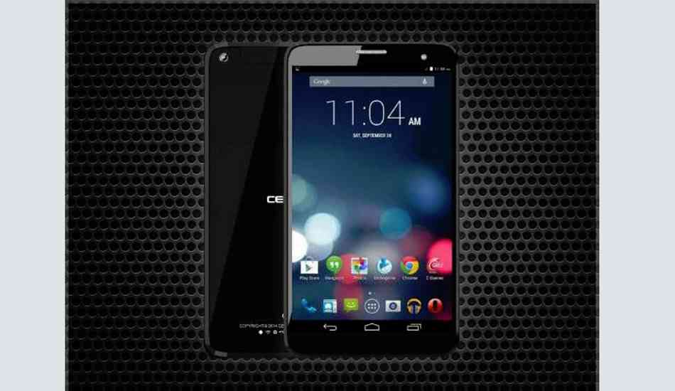 Celkon brings Xion S CT695 with huge 6.95 inch display at Rs 7,299