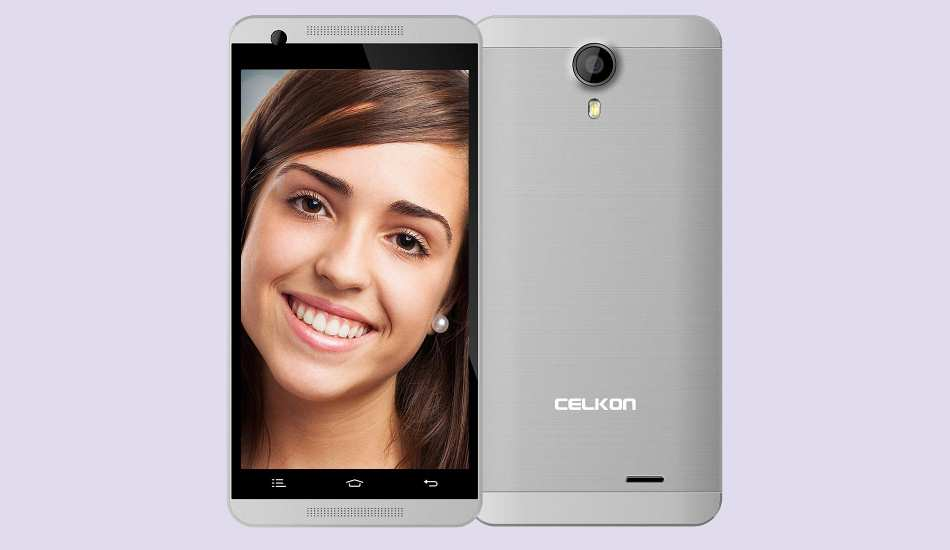 Celkon Millennia ME Q54+ with 5 MP front camera launched at Rs 5,399