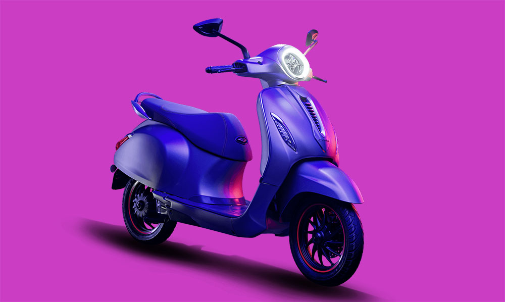 Bajaj pushes delivery dates for Chetak electric scooter