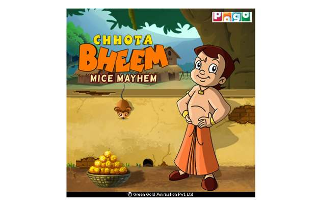 Chhota Bheem: Mice Mayhem game now available for mobiles