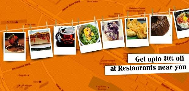 App Review: Citypal - Restaurant offers