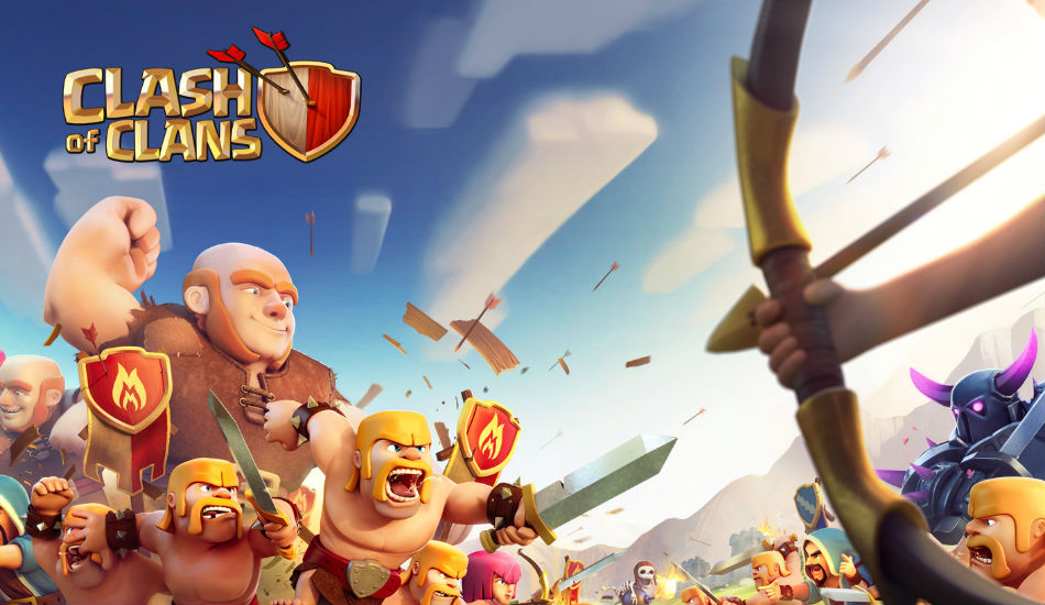 Supercell's Clash of Clans new update leaves the clash universe in tizzy!