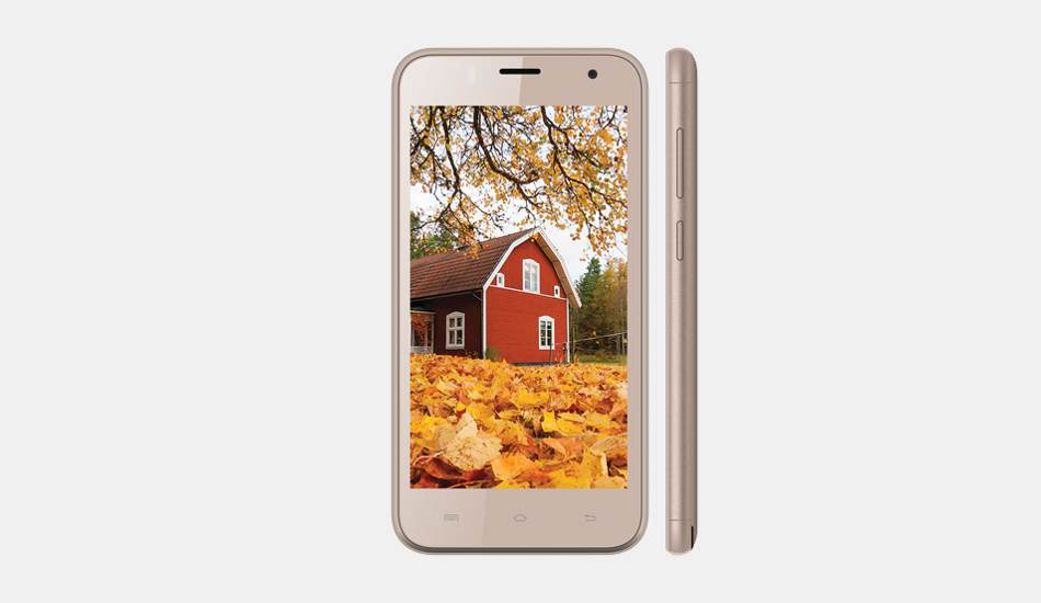 Now a company offering a smartphone worth Rs 7,999 at Rs 501, called ChampOne C1