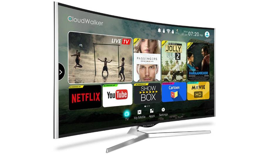 CloudWalker partners with Hotstar for its smart TV range