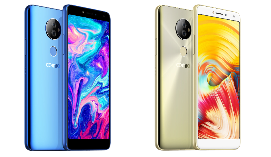 Comio X1 Note with dual cameras, Android Oreo launched in India for Rs 9,999