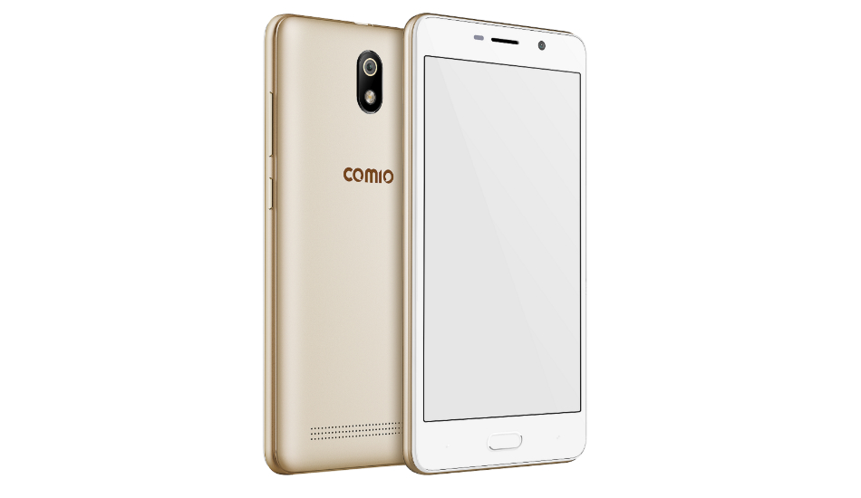 Comio C1 Pro launched with dual VoLTE, face unlock in India