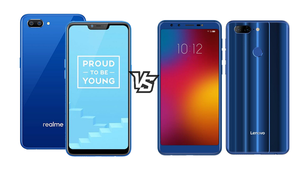 Lenovo K9 vs Realme C1: What can the least of money get you?