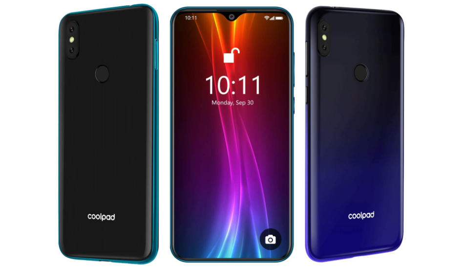 Coolpad Cool 5 launched in India with Mediatek Helio P22 SoC