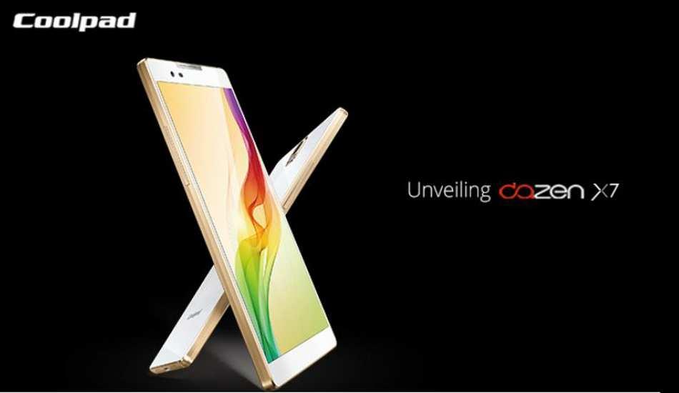 Coolpad's hot Indian debut: Spec rich Dazen 1, Dazen X7 launched in India