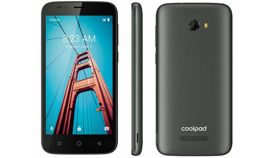 Coolpad Defiant with Android Nougat launching soon