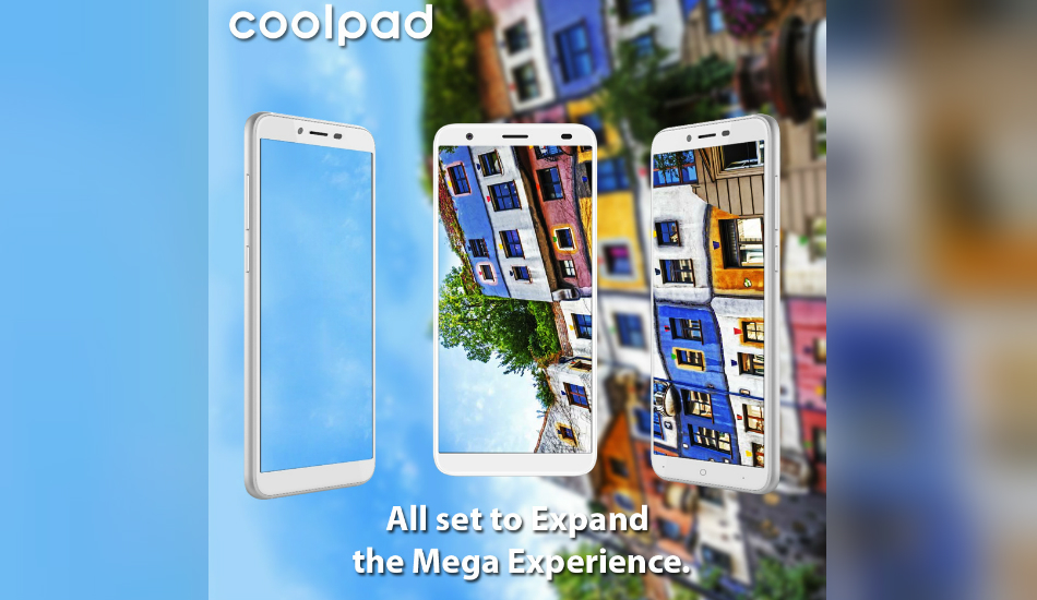 Coolpad India will introduce 3 new smartphones under the Mega-series on December 20