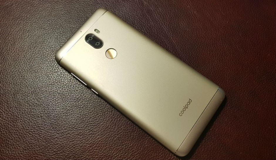Coolpad Cool Play 6 First Impressions : Needs UI update