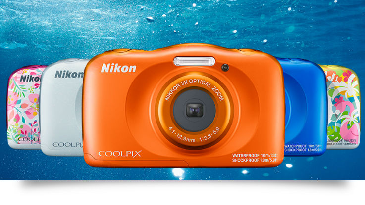 Nikon Coolpix W150 point-and-shoot camera launched in India
