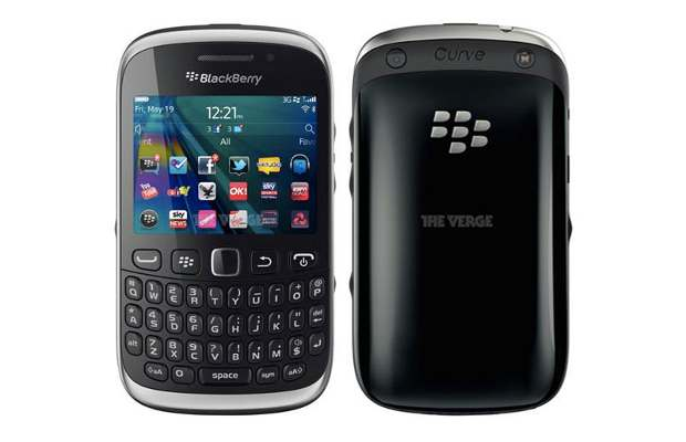 RIM BlackBerry roadmap for 2013 hints new devices