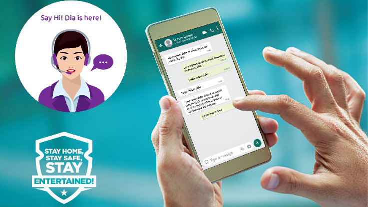D2H introduces its new digital assistant, DIA, in India