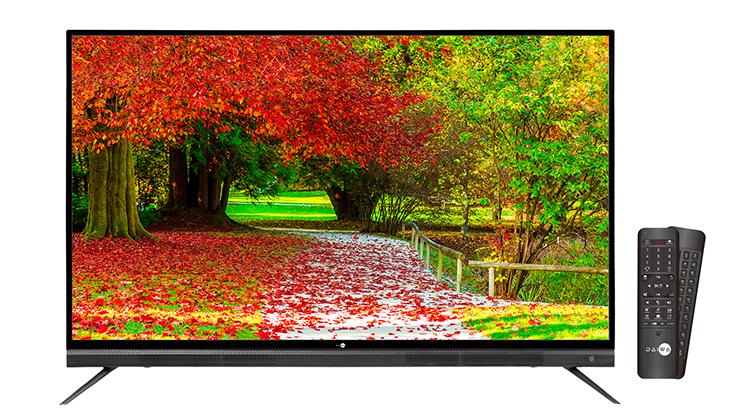 Daiwa introduces AI-powered 4K Ultra HD Quantum Luminit Smart LED TVs in India