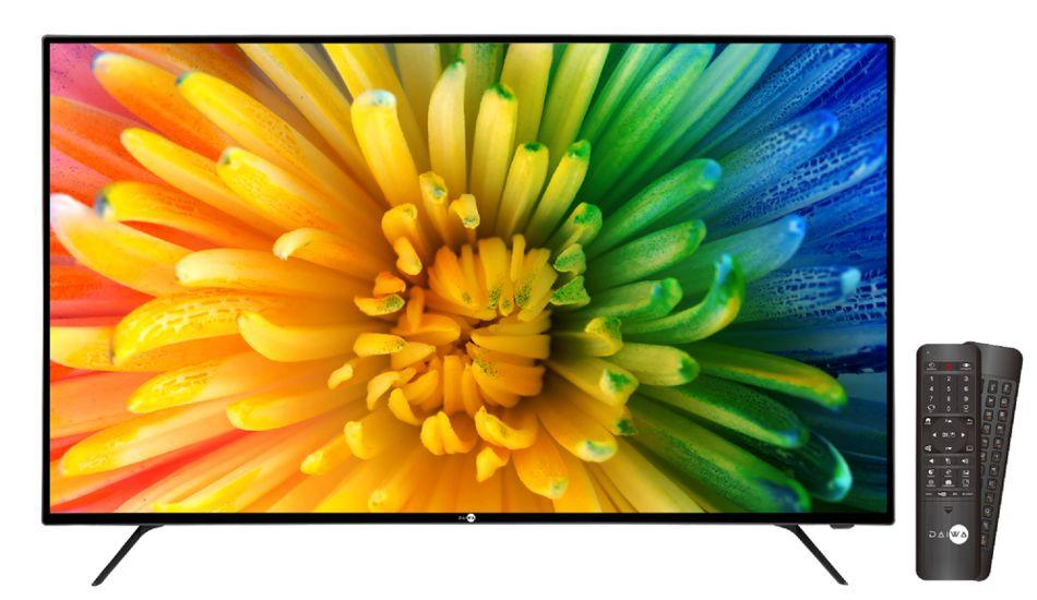 Daiwa launches 43 inch AI powered 4K Ultra HD Quantum Luminit Smart Led TV at Rs 26,990