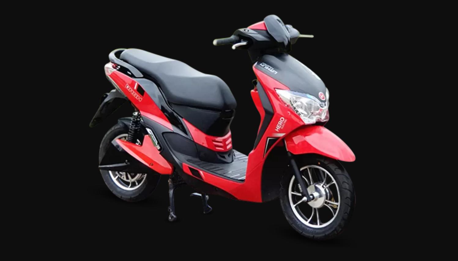 Honda sues Hero Electric alleging design theft of its scooter