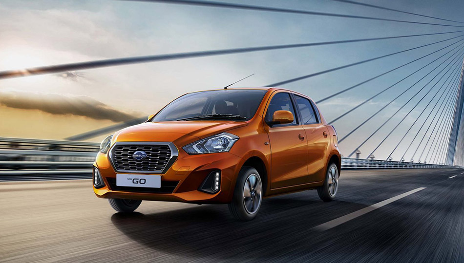 Datsun Go and Go+ with BS6 engine launched in India